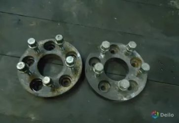 Какая разболтовка колес на газ 31105?