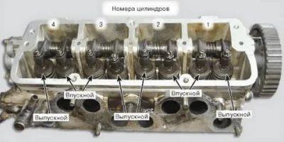 Как отрегулировать клапана на таврии?