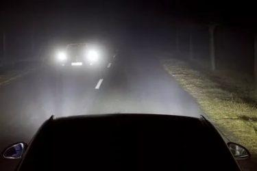 Слепят фары встречных машин что делать?