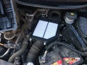 Замена воздушного фильтра хонда цивик 4д